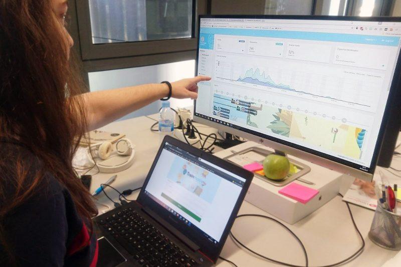 trainmotiv salud digital